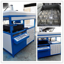 Vacuum Forming Machine for Blister pack clamshell PVC Plastic Vacuum Former
