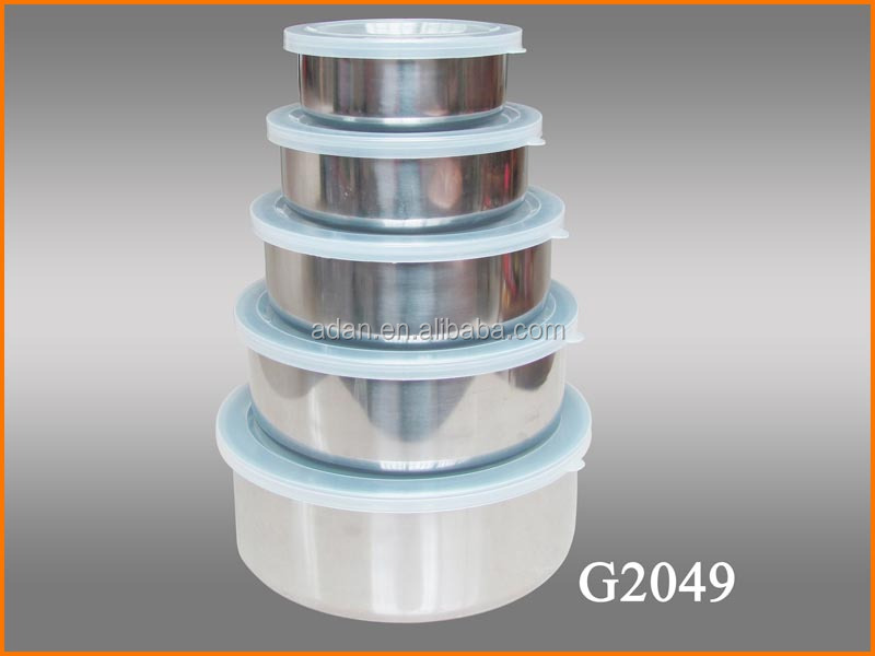 G2049 Stainless Steel Food Container