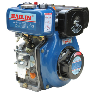 4 stroke,vertical,single-cylinder,direct injection combustion 4hp 188F diesel engine