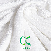 Low Price Good Quality TEX-cel 20% Polyester 80% Cotton Laminated Terry Towel Fabric