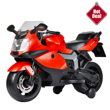 Childrens toy motorcycle / plastic big toy motorcycle 6v electric motorcycle 2018 for children