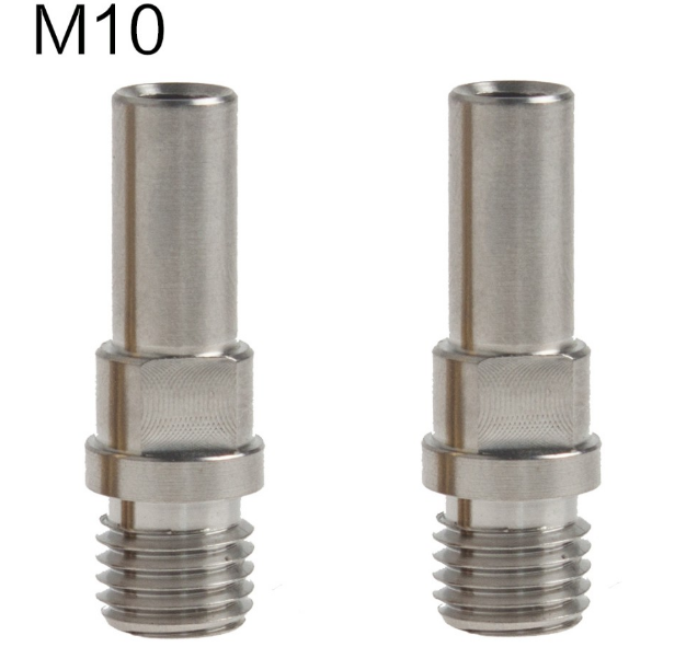 Ti Titanium Alloy ultra-light <strong>M10</strong> V-Brake stub boss post <strong>bolt</strong> for MTB ROAD bike bicycle a pair