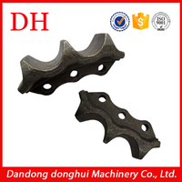 Bulldozer front rollers/ guide wheels for D85 good quality