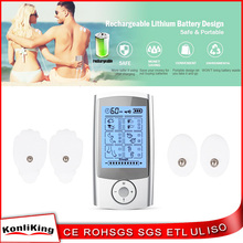 Latest design 2017 Mulftifunctional Tens unit massager
