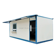prefabricated living house /low cost modular Kit container