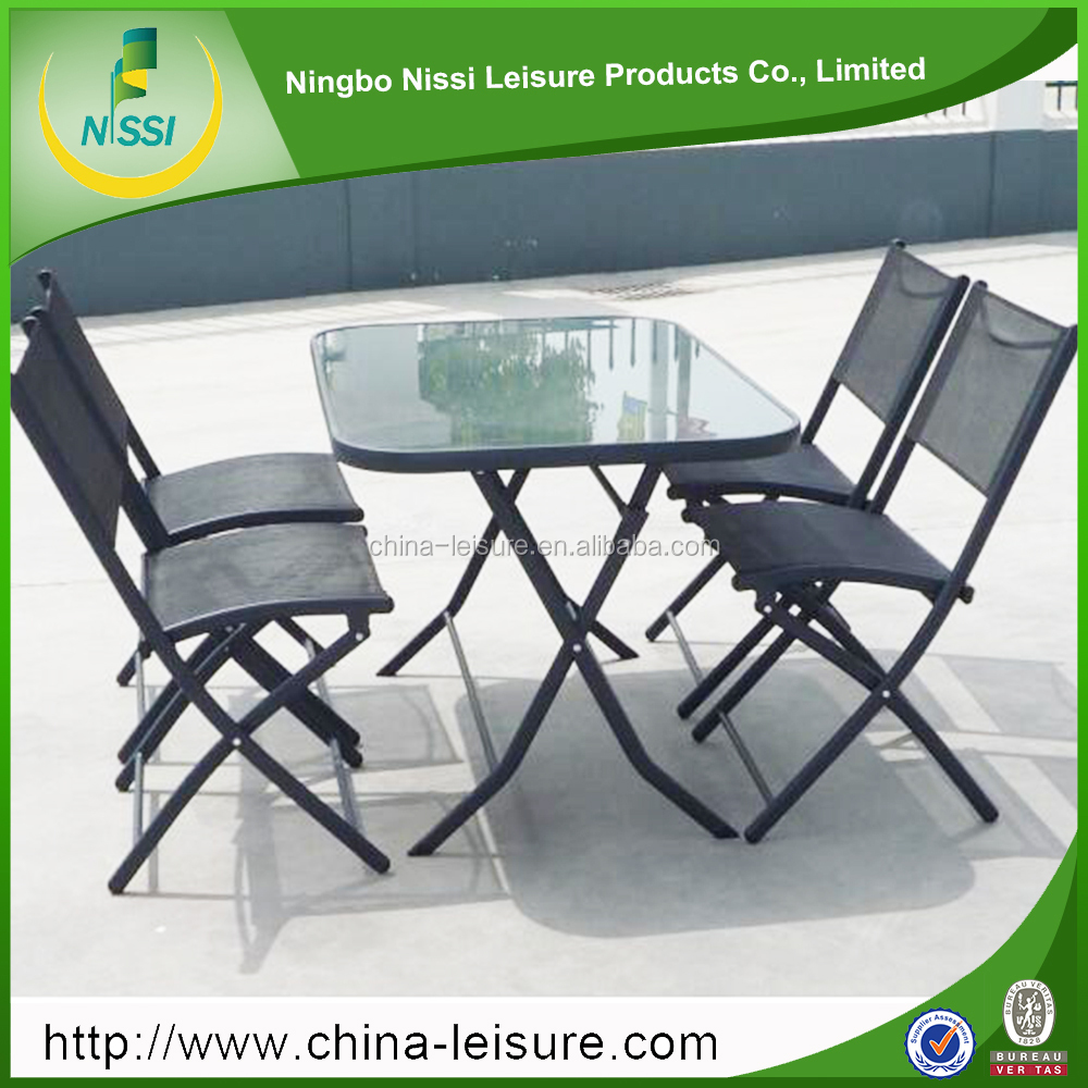 high quality oem metal steel outdoor furniture lightweight easy carry folding chair