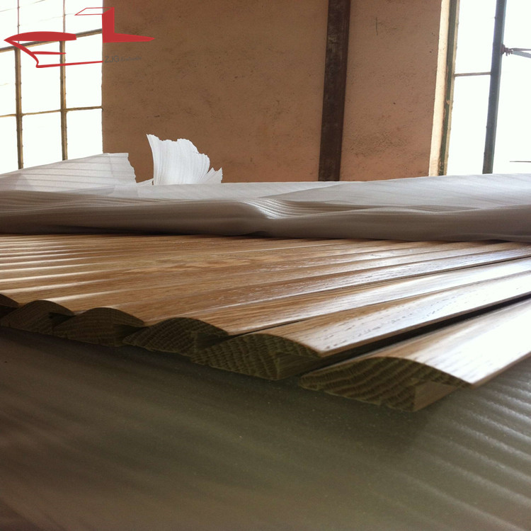 SOLID WOOD PROFILING / MOULDING BY RUBBER WOOD