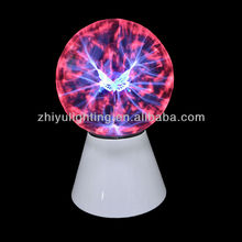 "6"" Magic Plasma ball with butterfly fantastic Lighting"