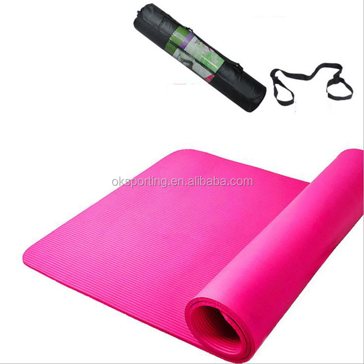 Eco friendly tpe yoga mats from China