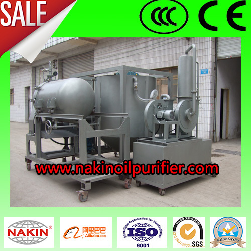 JZS Slop Engine Oil Filtration System,Engine Oil Refining Plant