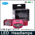 LED Headlamp White and Red LED Head light led Headlight For Outdoor Hiking Camping Night Fishing