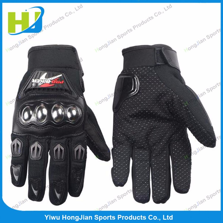 HJsport Motocross Off-Road Dirt Bike Racing Full Finger Gloves Motorcycle Gloves Knight Riding Motorbike Motorcycle Gloves