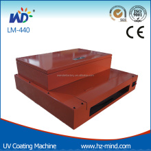 UV Coating Laminating Machine LM-440K A3 Spot UV liquid coating machine coater