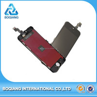 Top quality chinese distributor recycle broken lcd screen for iphone 5C