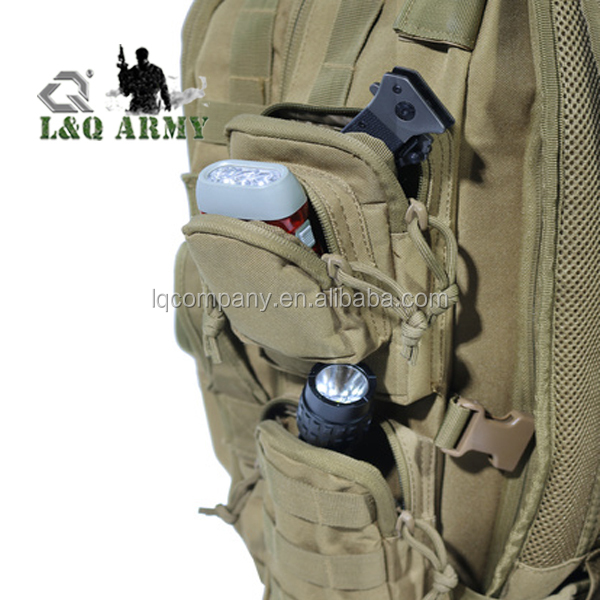 Military Molle Backpack Assault Pack Rucksack