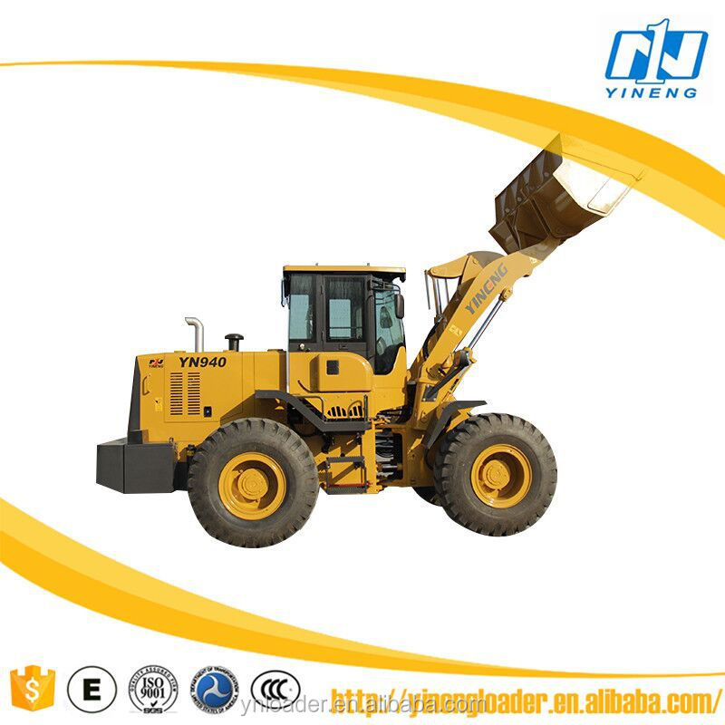 Chinese top brand small wheel loader for sale