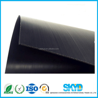 PP Material Flexible Corrugated Polypropylene Plastic Sheets