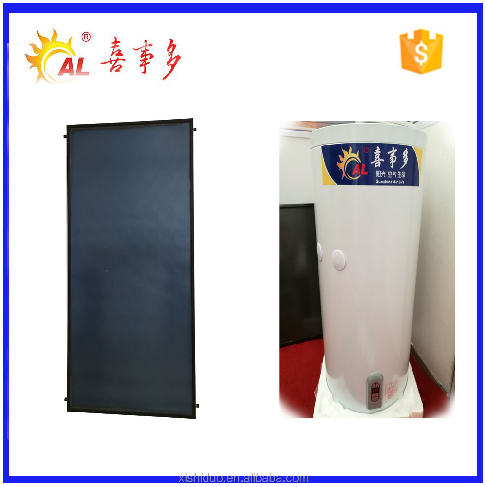 Manufacture Aluminum plate thermodynamic solar water heating panel