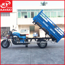 China Manufacturer High Quality Cheap Price 110cc 150cc 200cc 250cc Cargo Tricycle