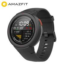 Xiaomi Amazfit Verge English Version Smartwatch 1.3-inch AMOLED Screen Dial &amp; Answer Calls Upgraded HR Sensor GPS <strong>Smart</strong> <strong>Watch</strong>