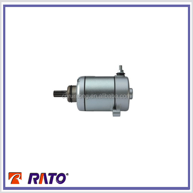 RATO motorcycle parts Motorcycle starter motor for sale