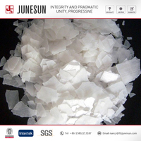 caustic soda flakes 99% grade lowest price sodium hydroxide