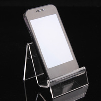 bulk custom acrylic cellphone cases display