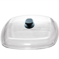 tempered cookware glass lids