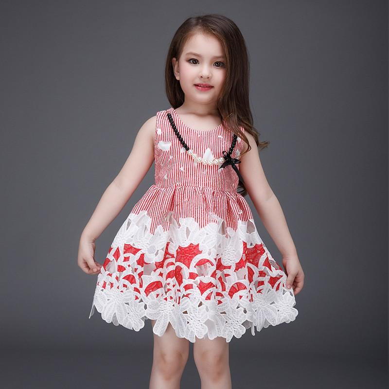 628c64468 Hot sale frock design latest summer baby beautiful princess dress L ...