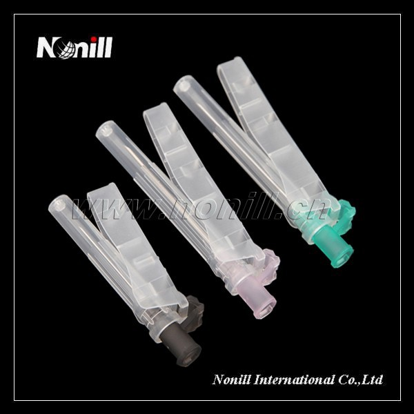 Single Use Safety Hypodermic Needles For Injection