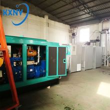 china munufacture competitive price containerized type syngas genset