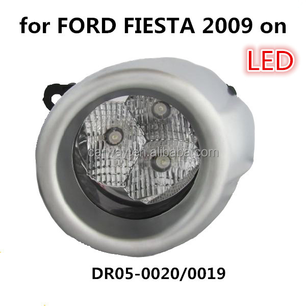 Led fog light for FORD FIESTA 2009 on car accessory auto parts led the lamp