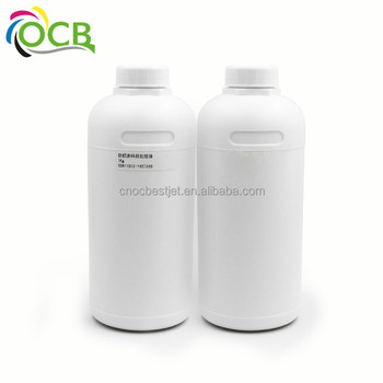 Ocbestjet Pre-Treatment Liquid For Textile Ink Pre-Coating For Textile Printer Before Printing Pretreatment Fluid