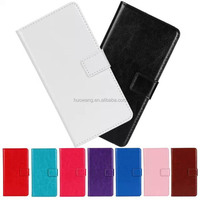 High Quality PU Leather Credit Card Slot For Google Lg Nexus 5 Wallet Case