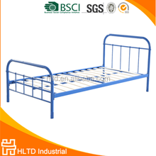Latest single cot metal bed desin