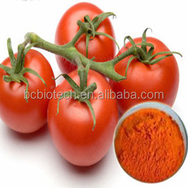 Factory Directly Supply Natural tomato extract lycopene 5-98%, tomato pigment