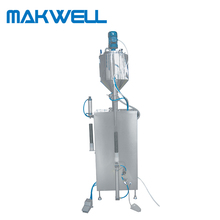 Accurate Measuring Easy Cleaning Silicone Bottle Filling Machine
