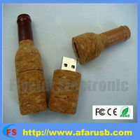 Common Wood/Bamboo USB Flash Drive 4GB 8GB 16GB Real Capacity UPS DHL Shipping Swivel Pen Drive