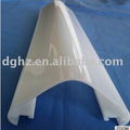 Placstic extrusion manufacture Cheap extruded pc plastic profile