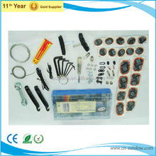 High quality car tyre repair tool kit of 66pcs