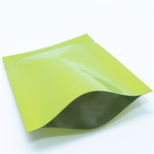 Colorful Three Side Seal Vacuum Storage Bag for Food