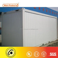 flat packed disassemble container living house