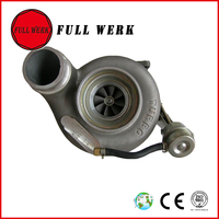 FULLWERK turbocharger kit H2D 478440/478439/478521/478672 for VolvoTD121/TD122FS NL12truck
