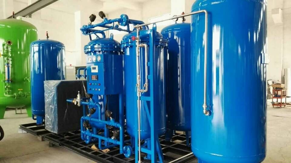 PSA Oxygen And Nitrogen Gas Plant Energy Saving Type China Manufacutre