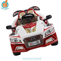 WDWXE8688 Power Wheels Toy Ride On Car 6v Battery Operate Baby Stroller Jogger