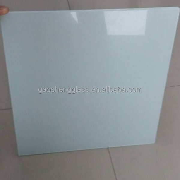 8mm laminated glass opaque