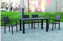 206# All weather garden poly rattan furniture