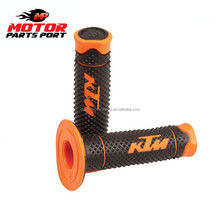 Wholesale Cheap Motorcycle Rubber Handle Grips for KTM