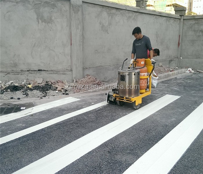 paint stripe machine