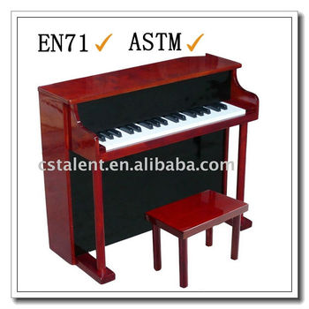 37 key mini Piano with solid wood